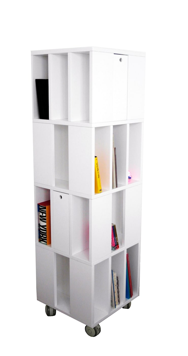 Building laqué: Salon de style de style Moderne par Atelier Design Valerie Windeck
