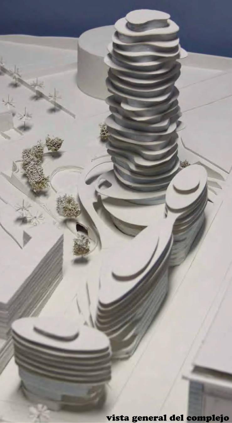 Concurso Disa Santa Cruz de Tenerife:  de estilo  de Llar Proyectos de Arquitectura S.L.