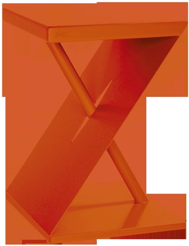 ZEBULON – Tabouret:  de style  par ZHED