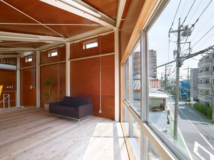 CABIN-et house: 田中知博建築設計事務所が手掛けた家です。