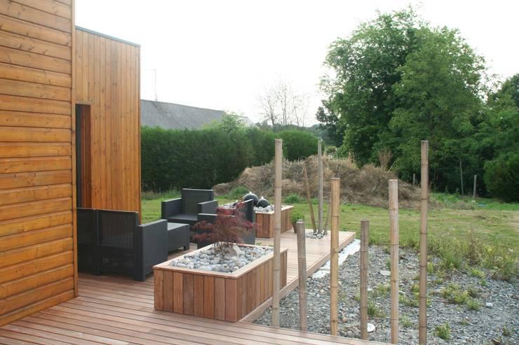 EURL OLIVIER DUBOIS: asyatik tarz tarz Bahçe
