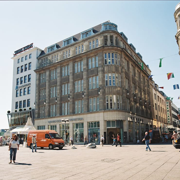 Fassadensanierung:   von Lange & Lange Architekten,
