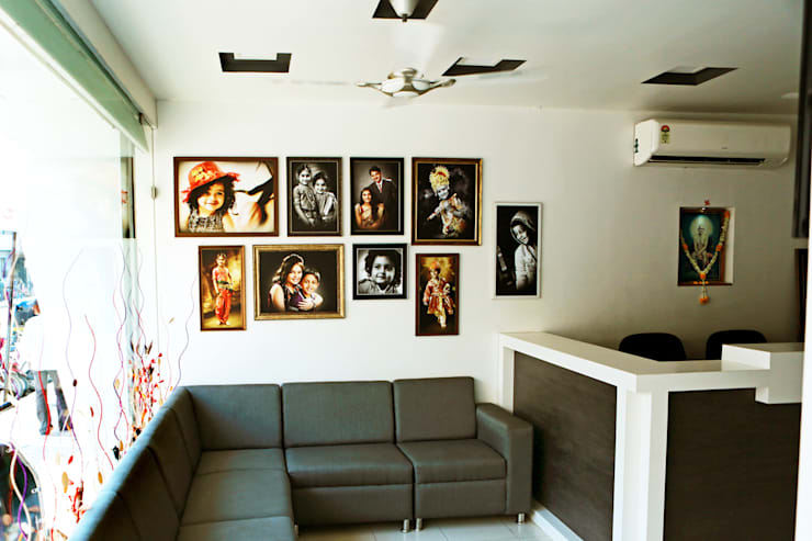 PHOTO STUDIO:  Artwork by 4D The Fourth Dimension Interior Studio