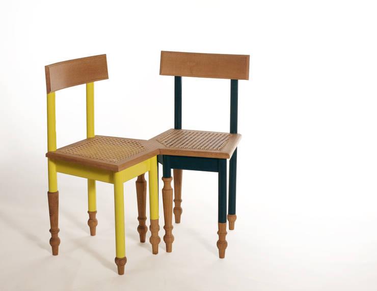 Hoek af: Salle à manger de style  par David Hoppenbrouwers