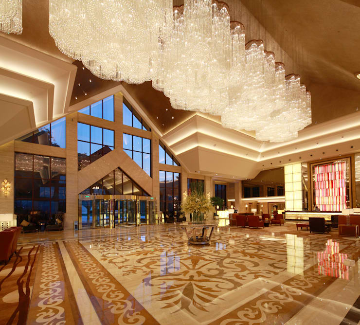 Hilton Hangzhou Qiandao Lake Resort:   by IVAN C. DESIGN LIMITED