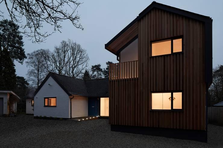 modern  by LA Hally Architect, Modern