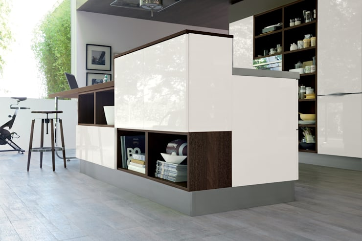 Extra: Cucina in stile  di Veneta Cucine  S.p.A.