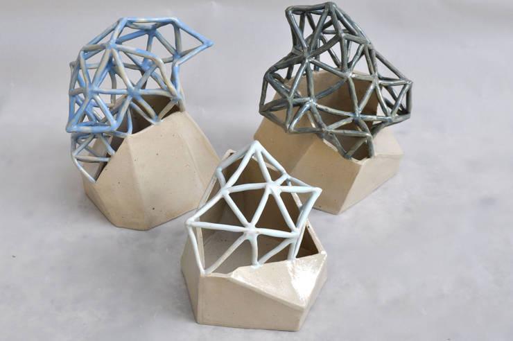 Vase Kloud: Art de style  par yfNa Céramique