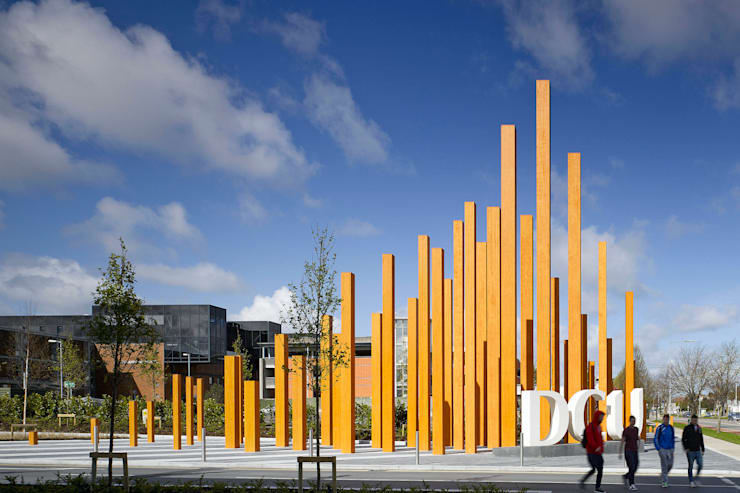 Dublin City University Entrance:   by pol2