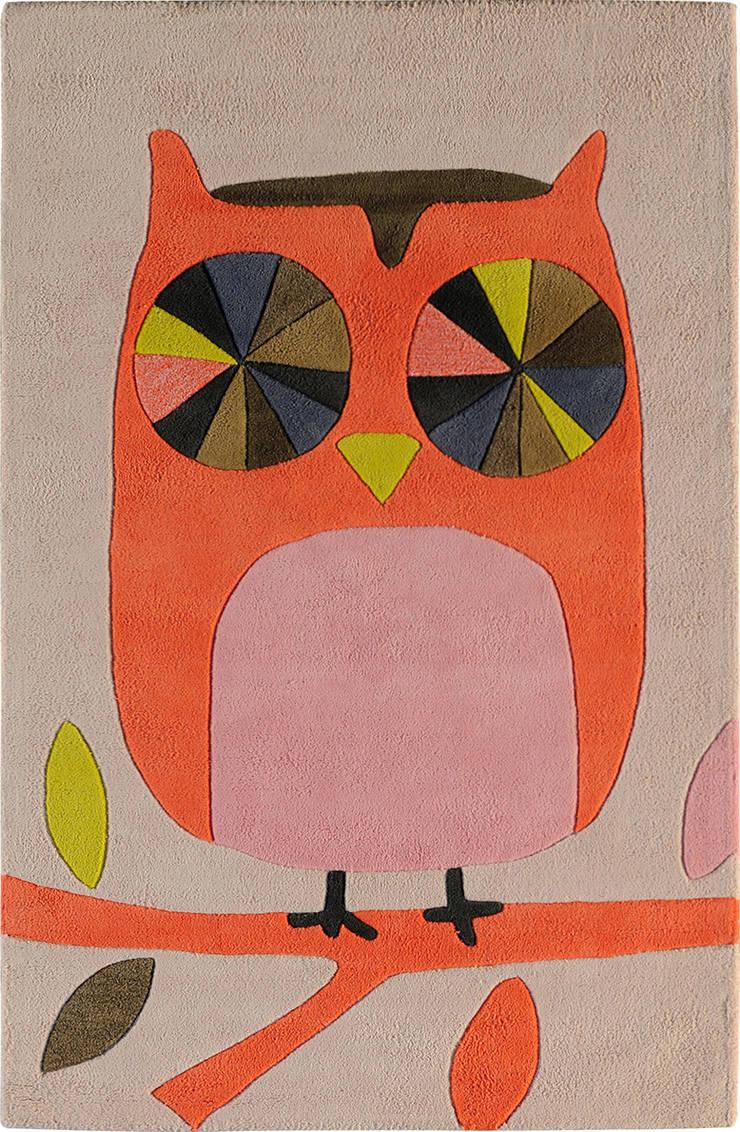 Tapis Hou Hou: Chambre d'enfants de style  par Toulemonde Bochart