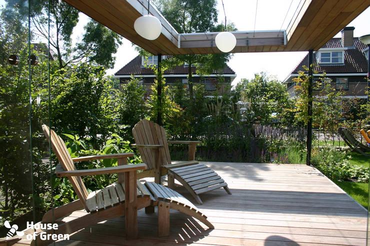 Projekty,  Ogród zaprojektowane przez House of Green