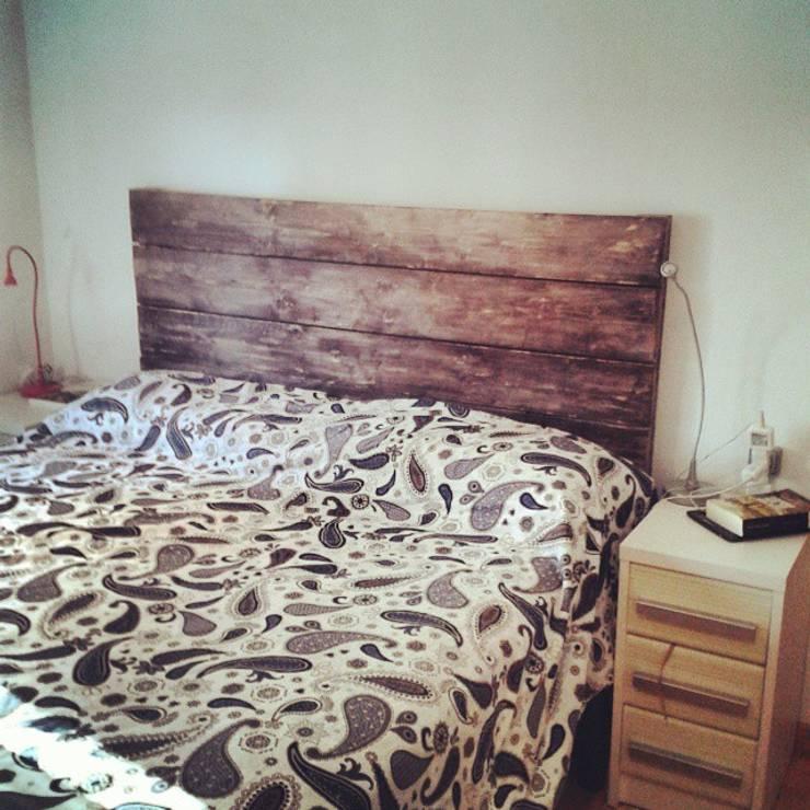 Cabezal: Dormitorios de estilo  de 7Vides 7VidesVimtage