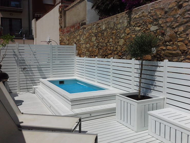 Patios & Decks by Vicente Galve Studio