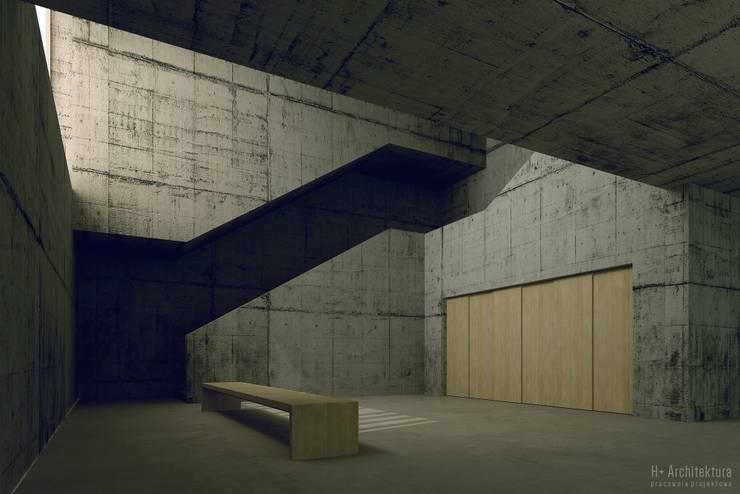 Seminarium Duchowne | Lublin: styl , w kategorii Domy zaprojektowany przez H+ Architektura