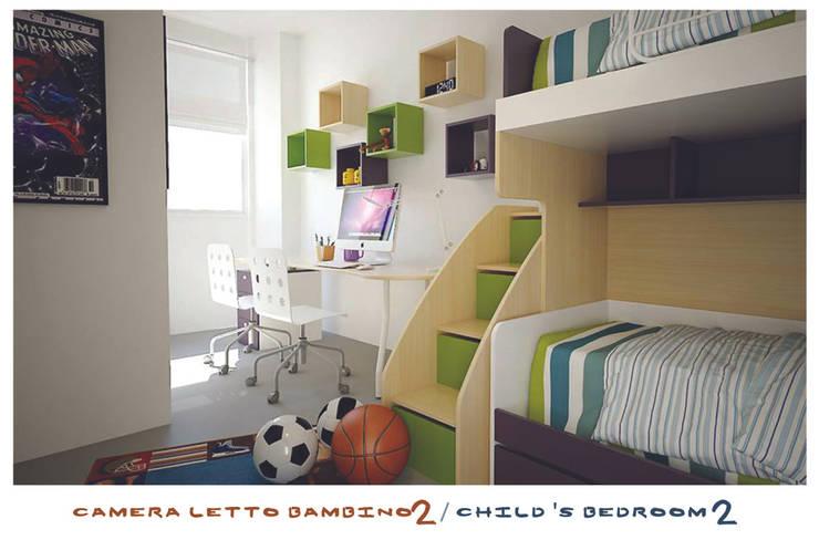 ZENZEROdesign:  tarz Çocuk Odası