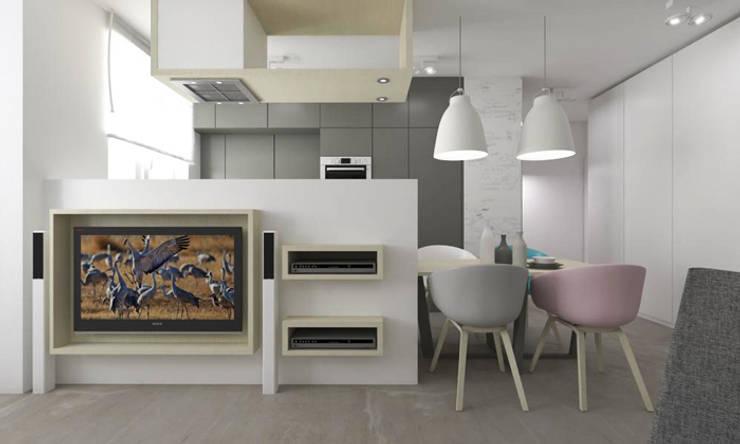 A+A: modern tarz Mutfak