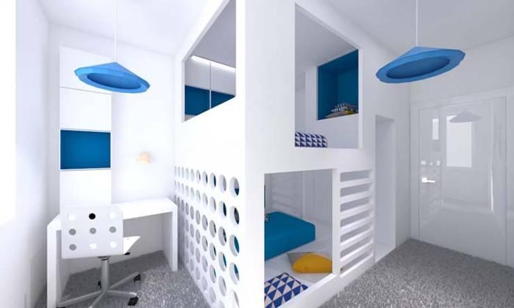 Kinderzimmer von A+A