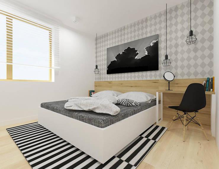 A+A:  tarz Yatak Odası