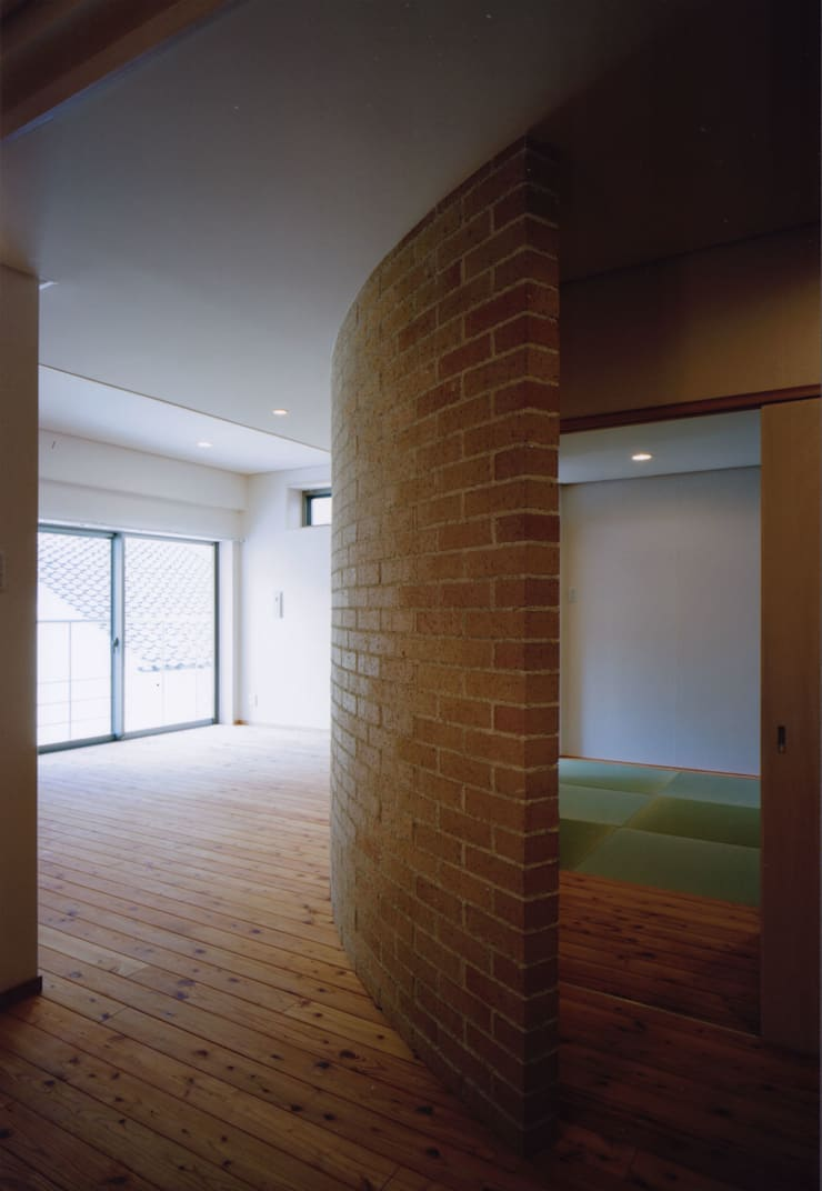Salas multimedia de estilo  de MOW Architect & Associates, Moderno