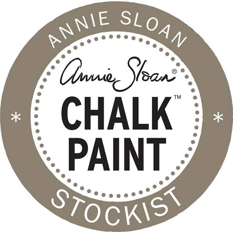 Logo Annie Sloan Chalk Paint™ Stockist:  Woonkamer door Bij Sigrid