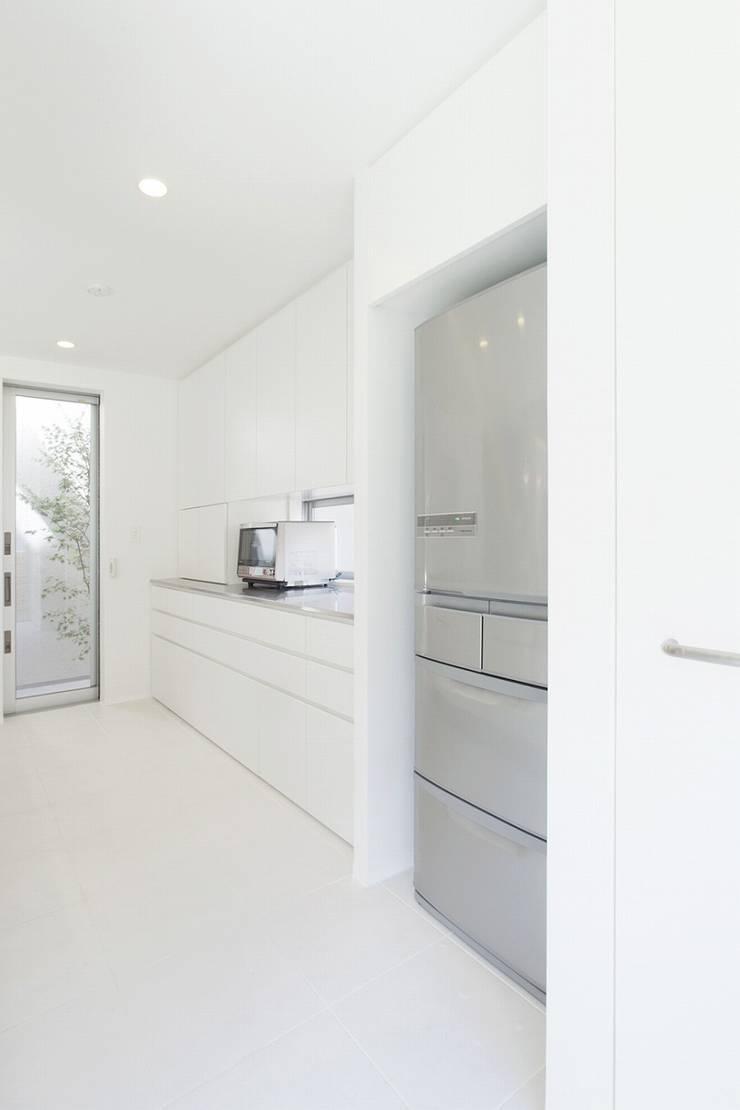 わんわんハウス: ARCHSOL DESIGNが手掛けたキッチンです。