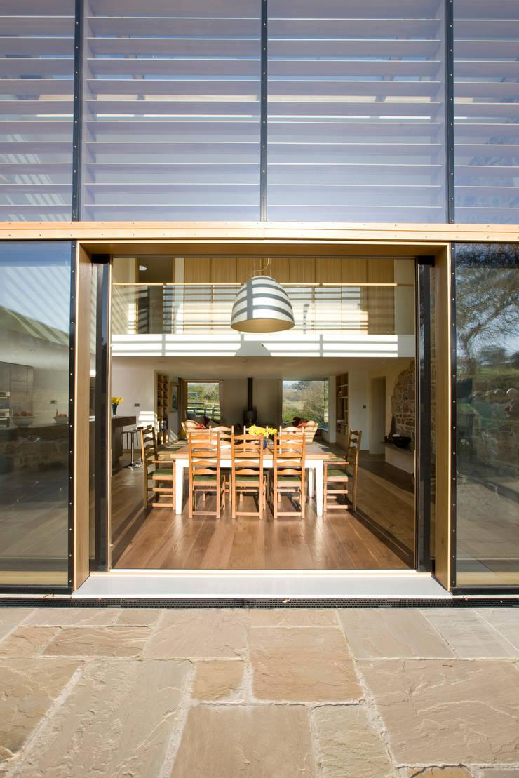 Le Camptrehard:  Windows  by JAMIE FALLA ARCHITECTURE
