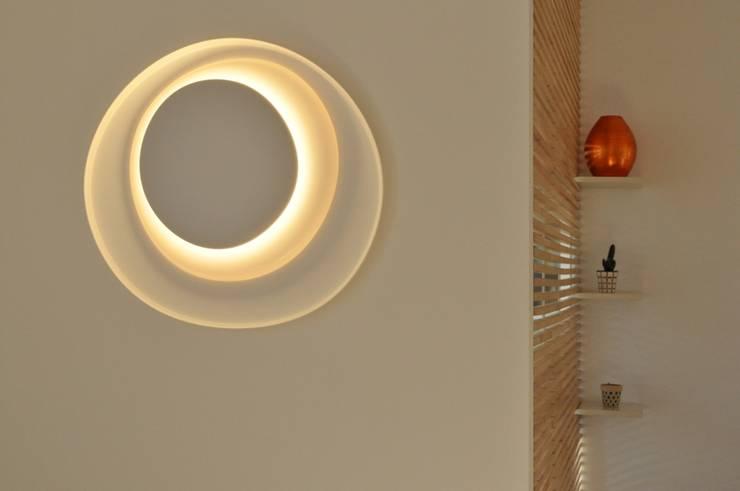 Progetto residenziale | Roma | Quartiere Trieste – 2010: Case in stile  di ar architetto roma, Moderno