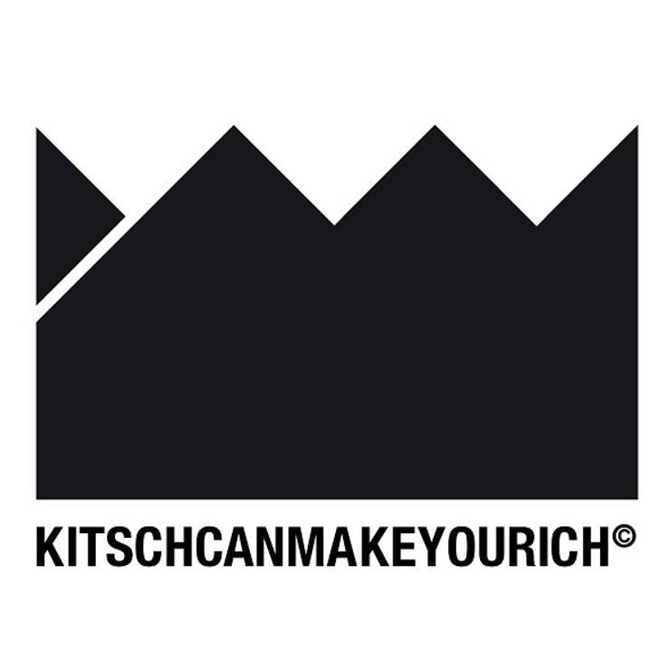 Logo KITSCH:   door KITSCH CAN MAKE YOU RICH