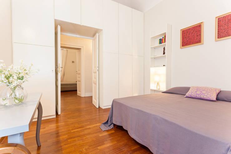 Progettazione B&B | Roma | Quartiere Prati – 2013: Case in stile  di ar architetto roma