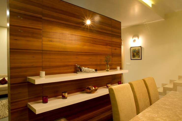 Pillai residence:   by Design Ecovation