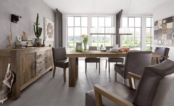Sala de jantar  por Teak & Wood