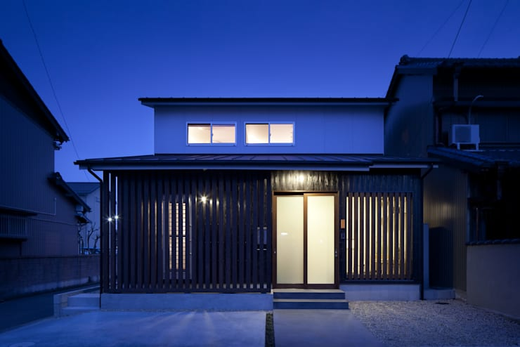 Houses by C lab.タカセモトヒデ建築設計, Eclectic