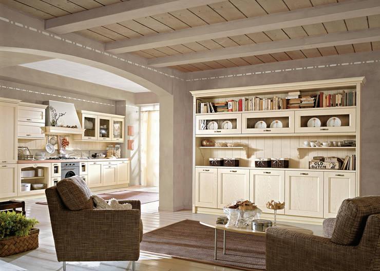 Asolo: Cucina in stile in stile Moderno di Dibiesse SpA