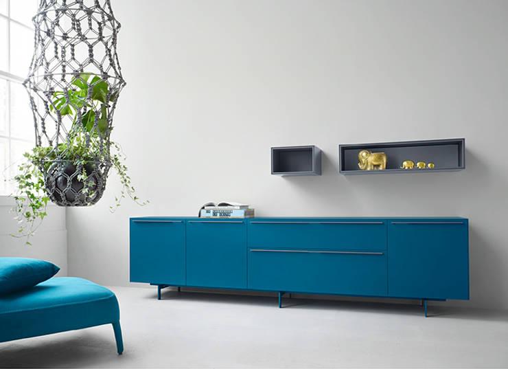 NEX Sideboard:  Wohnzimmer von Piure GmbH