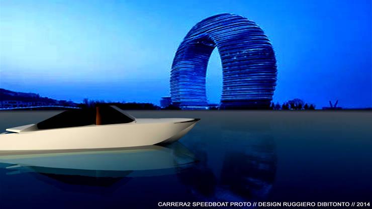 CARRERA SPEEDBOAT PROTO:  in stile  di INTERNO67 living design