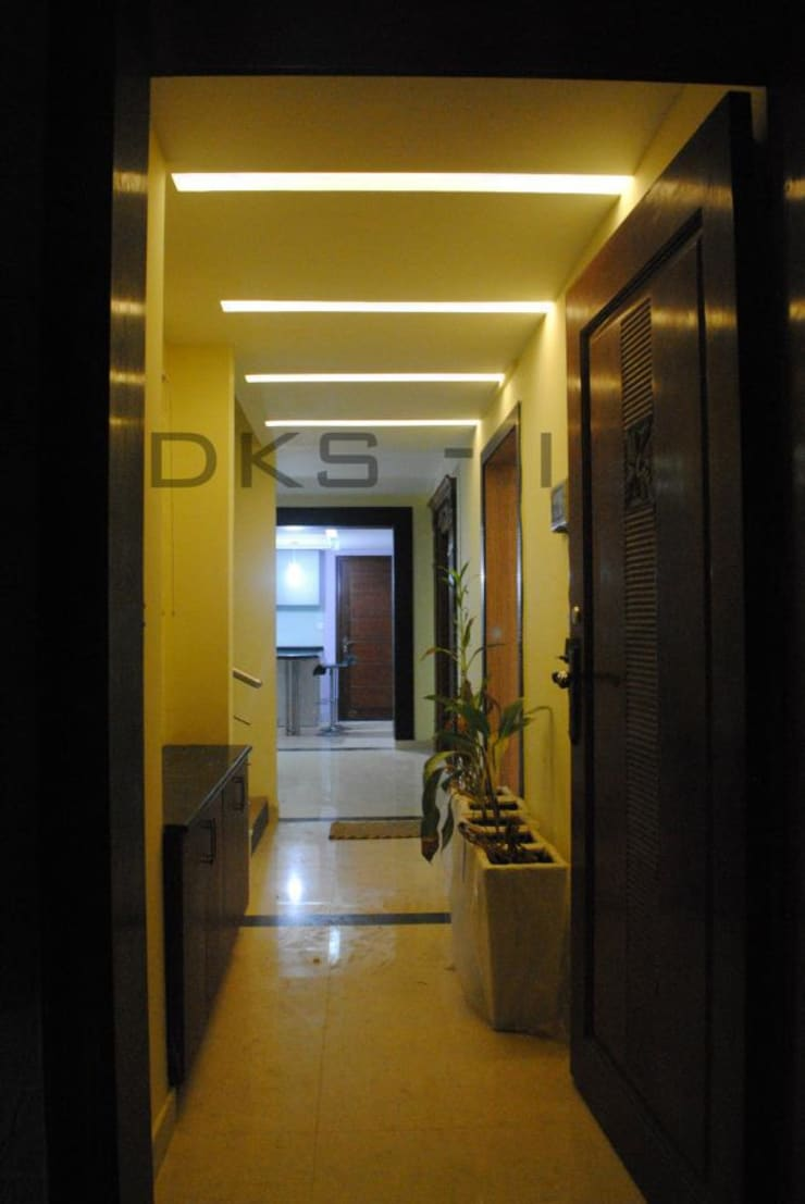 Completed Residential Project Under M/s. DKS chennai: classic  by Quadrantz Consultants,Classic