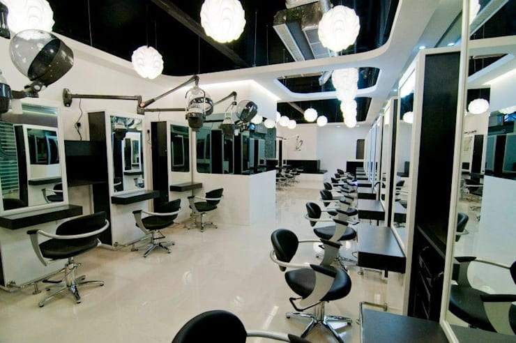Pop Up Salon:   by GARY WONG Interior Design