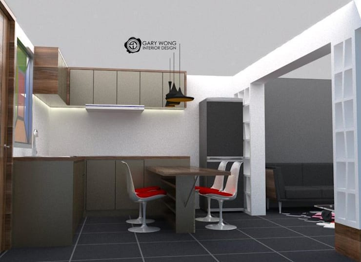 Wong Nai Tau:   by GARY WONG Interior Design