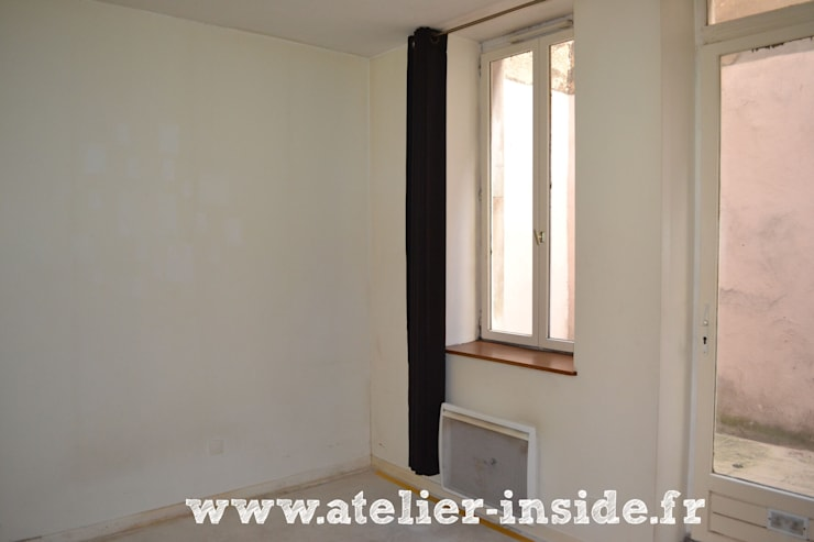chambre avant:  de style  par Atelier Inside