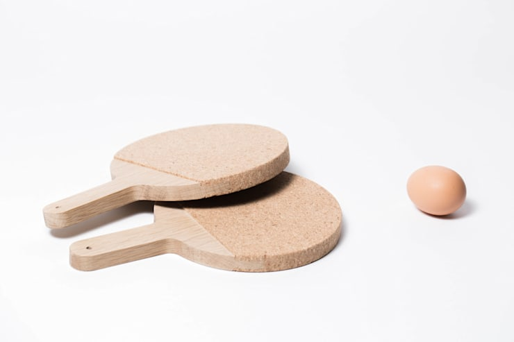 Ping & Pong:   door KITSCH CAN MAKE YOU RICH, Minimalistisch