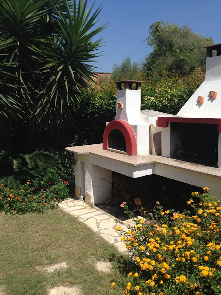 Giardino MC:  in stile  di Architetto Andrea Di Martino, Mediterraneo