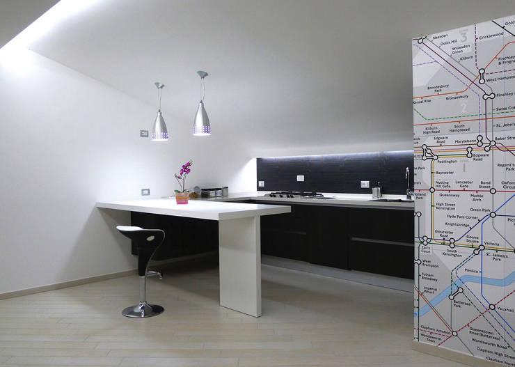 Angolo cucina: Case in stile  di STUDIO LAR, Moderno