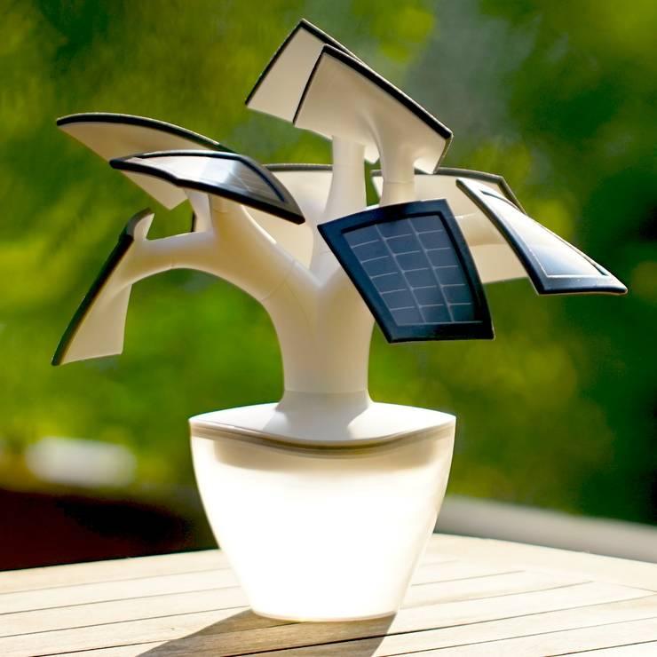 Electree mini: Maison de style  par Vivien Muller