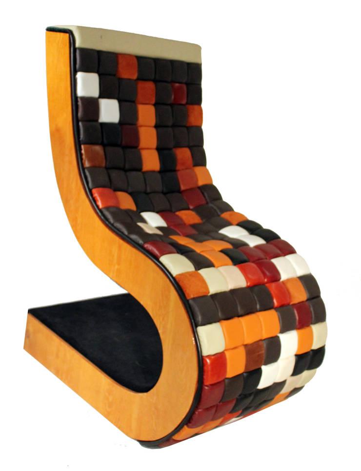 Dora Chair:  in stile  di Dimondo Interior Design and Furniture, Eclettico