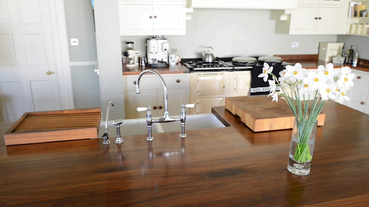 Bespoke Kitchen Accessories:  Kitchen by NAKED Kitchens