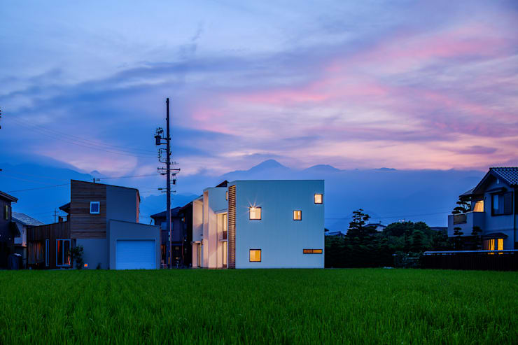 HouseYM: FUMIHITO OHASHI ARCHITECTURE STUDIOが手掛けた家です。
