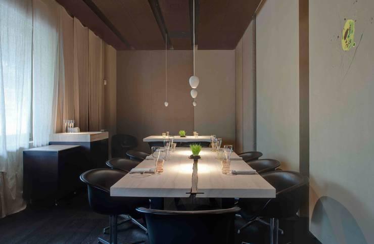 Le Calandre: Gastronomia in stile  di Archimoon, Eclettico