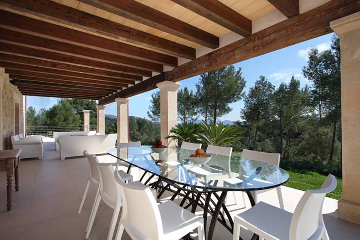 Terrazas de estilo  por Jaume March Muntaner