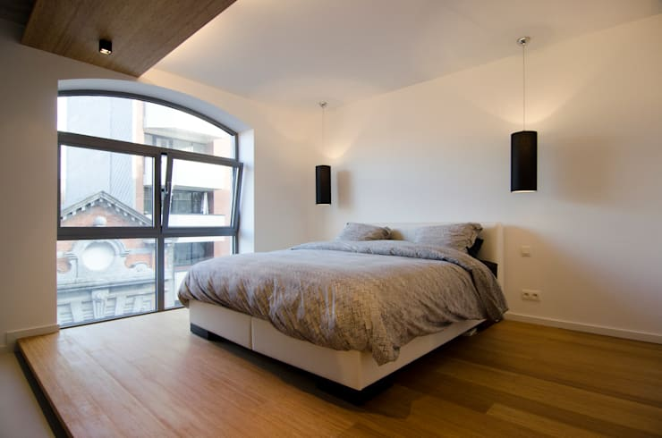 LOFT 02:  de style  par ETHV Architectes