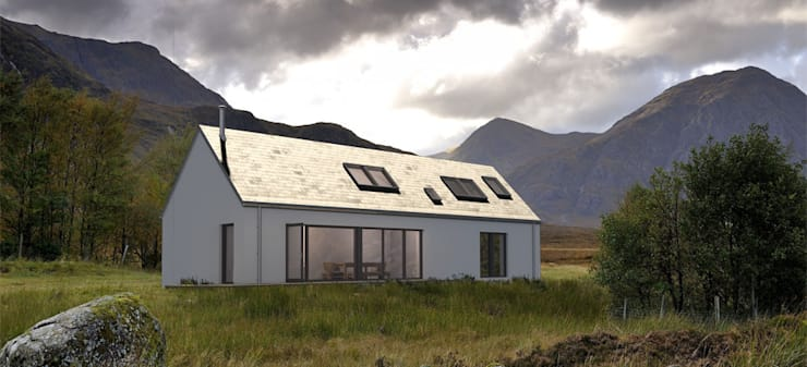 Longhouse:   by Hebridean Homes